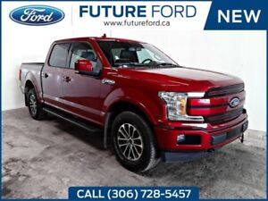 2018 Ford F-150 Lariat SPORT PACKAGE 3.5 ECOBOOST SYNC CONNECT