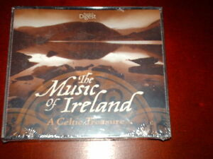 CD NEUF THE MUSIC OF IRELAND