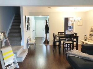 Stunning Townhouse for rent Nov. 1 North End St. Catharines