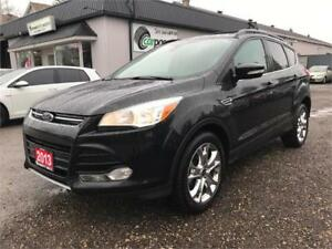 2013 Ford Escape SEL / CERTIFIED / DYNASTY AUTO