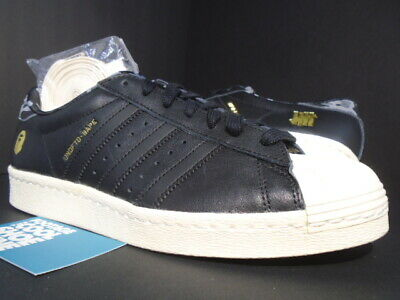 ADIDAS SUPERSTAR 80V - UNDFTD x BAPE UNDEFEATED BATHING APE BLACK CAMO B34291 8
