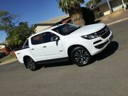 2017 Holden Colorado RG MY18 LTZ Pickup Crew Cab White 6 Speed Sports Automatic Utility Nailsworth Prospect Area Preview