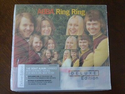 Ring Ring (2CD Deluxe Edition) ABBA * BRAND NEW * Rare