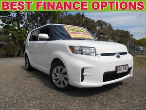 2014 Toyota Rukus AZE151R Build 1 Hatch White 4 Speed Sports Automatic Wagon Underwood Logan Area Preview