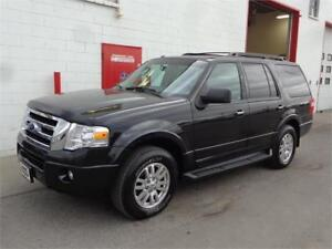 2011 Ford Expedition XLT ~ Leather ~ 135,000kms ~ $18,999