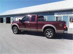2011 Ford F-250 Lariat,4X4,LEATHER,WELL OILED LOCAL TRADE!! Kitchener / Waterloo Kitchener Area image 8