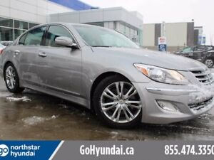 2012 Hyundai Genesis 3.8 Premium LEATHER/SUNROOF/HEATED SEATS