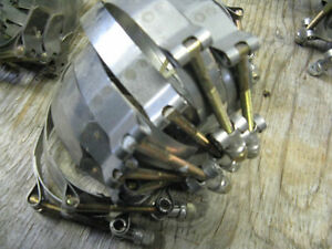 Stainless 4 & 5 Inch Hose Clamps Kawartha Lakes Peterborough Area image 4