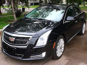 2016 Cadillac XTS AWD BLACK ON BLACK NAVIGATION SUNROOF LOW KM F