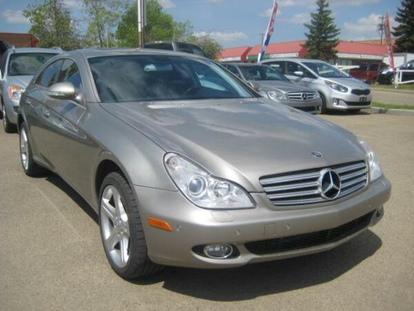 Mercedes benz cls 500 for sale canada for Mercedes benz pay bill