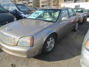 2004 Cadillac Deville 4.6 Northstar!