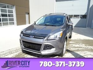 2013 Ford Escape AWD TITANIUM ECO Navigation (GPS),  Leather,  H