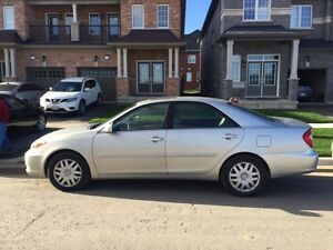 GREAT DEAL FOR WINTER!! 2002 TOYOTA CAMRY XLE