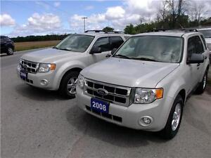 2008 Ford Escape XLT 2 Years Warranty!!!