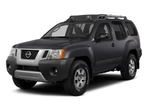 2015 Nissan Xterra BLACK ON BLACK 4X4 LOW PRICE