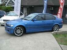 2004 BMW 318I E46 MY2004 Sport Steptronic 5 Speed Auto Steptronic Sedan Coopers Plains Brisbane South West Preview