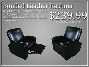 Recliner Chairs Liquidation Sale -From $149.99