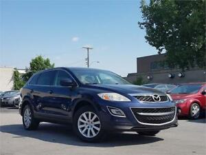 2010 Mazda CX-9 GT/4X4/7PASS/CUIR/TOIT/MAGS/BLUETOOTH/CRUISE!!!