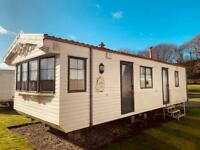 Awesome value 2 bed caravan 4 sale WigBay Hol Pk, Stranraer only £275.54 pm