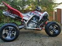 Yamaha raptor special edition 700cc quad bike