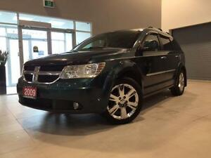 2009 Dodge Journey R/T-LEATHER-7 PASSENGER