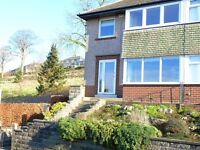 semi detached home Lancaster 3 beds gardens garage beautiful views to the sea and lake District
