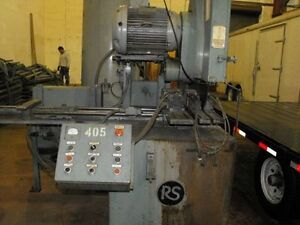 cold cut saw 24 inch auto feed  220 volt, must clear all
