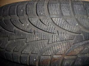 4 pneus d'hiver 245/65/17 Winter Claw Extreme Grip