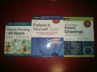 Patent It Yourself, Patent Pending in 24 Hours, Patent Drawings