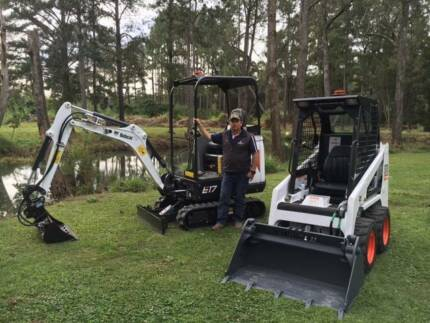 Crystal Waters Plant Hire.