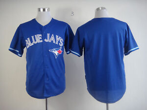 TORONTO BLUE JAYS AUTHENTIC COOL BASE JERSEY SIZE S 40 SMALL