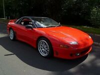 1993 K Mitsubishi GTO. Brand New M.O.T. A Stunning Looking Car. Not To Be Missed!