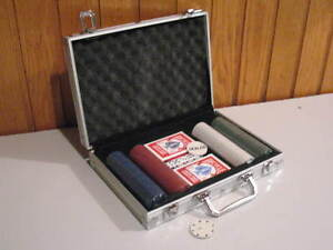 Bicycle poker set, BRAND NEW