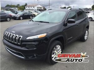 Jeep Cherokee Limited V6 4x4 Navi Cuir Toit Panoramique MAGS 201