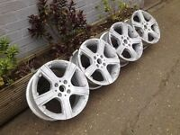 "MOMO WRS 4x100, 15"", 6.5J. Alloy wheels, original, not bbs borbet hartge, lenso, brabus, aez TM"