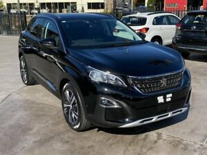 2019 Peugeot 3008 P84 MY19 Allure Black 6 Speed Automatic Wagon Brendale Pine Rivers Area Preview