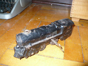 Marx Antique Wind Up Toy metal train set - Price Dropped