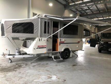 2015 Coromal Navigator Caravan Rockingham Rockingham Area Preview