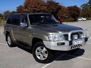 2009 Nissan Patrol GU 6 MY08 ST 4 Speed Automatic Wagon Maddington Gosnells Area Preview
