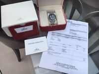 Omega speedmaster - man on the moon watch 145.0022 manual