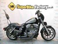 2012 62 HARLEY-DAVIDSON SPORTSTER 883 L SUPERLOW 12