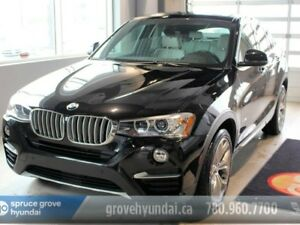 2016 BMW X4 x-DRIVE 28i-LEATHER NAVIGATION SUNROOF & MORE