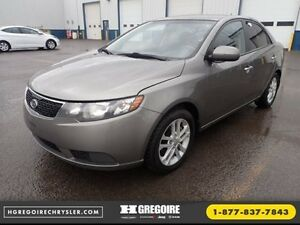2011 Kia Forte SX Sieges-Chauf Bluetooth A/C Cruise USB/MP3 Gr.E