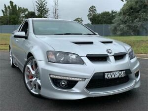 2010 Holden Special Vehicles Maloo E Series 3 R8 Silver 6 Speed Sports Automatic Utility Blacktown Blacktown Area Preview
