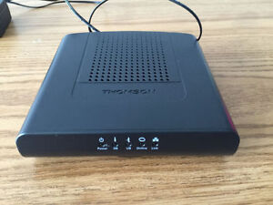 =Thomson DCM476 DOCIS 3 cable modem for your router
