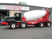 CONCRETE TRUCK DRIVERS REQUIRED ASAP  EAST END OTTAWA
