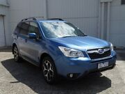 2014 Subaru Forester S4 MY14 2.5i-S Lineartronic AWD Blue 6 Speed Constant Variable Wagon Bundoora Banyule Area Preview