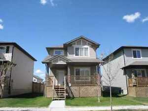 Pet friendly 3 bedroom house &double GARAGE in Leduc for $1695