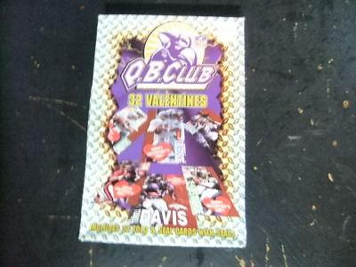 QB Club Valentines 1999 new in box Marino Favre Aikman Young Bledsoe 32 - Football Valentine Box
