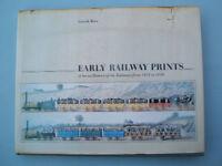 Hardback Book - Early Railway Prints 1825 to 1850